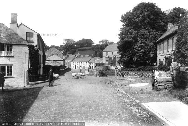 Photo of Camelford, Bridge 1906