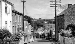 Chapel Street 1952, Camelford