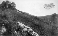 Devil's Jumps 1906, Camelford