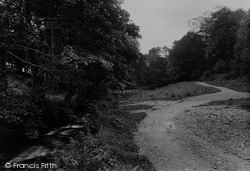 Camelford, Enfield Park 1923