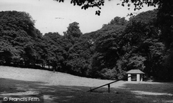 Camelford, Enfield Park 1952