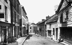 Fore Street 1906, Camelford