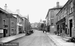 Camelford, Fore Street 1935