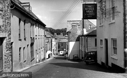 Camelford, Fore Street 1952