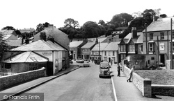 Camelford, Fore Street 1960