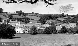 Camelford, General View 1952