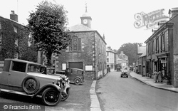 Camelford, Market Place 1935