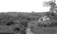 Camelford, Mill and Stream 1894