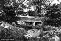Camelford, Slaughters Bridge 1906