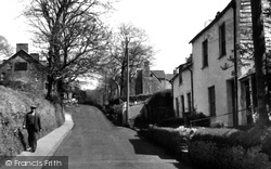 Camelford, The Approach c.1950