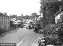 Camelford, The Bridge 1938