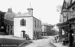 Town Hall 1895, Camelford