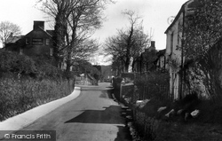 Camelford, Victoria Road c.1933
