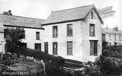Camelford, Wakefield's Boarding House 1895