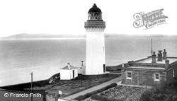 Campbeltown, The Lighthouse, Davaar Island c.1955