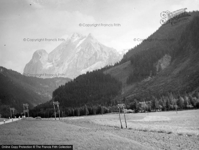 Photo of Canazei, 1938