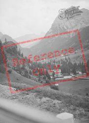 1938, Canazei