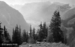 Pordoi Pass 1938, Canazei