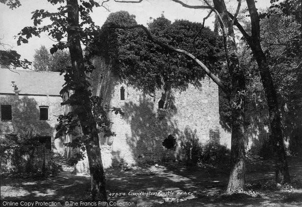 Candleston Castle photo