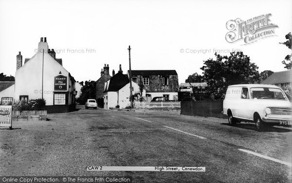 High Street, Canewdon, c.1965, Essex.  (Neg. C236002A)  © Copyright The Francis Frith Collection 2005. http://www.francisfrith.com