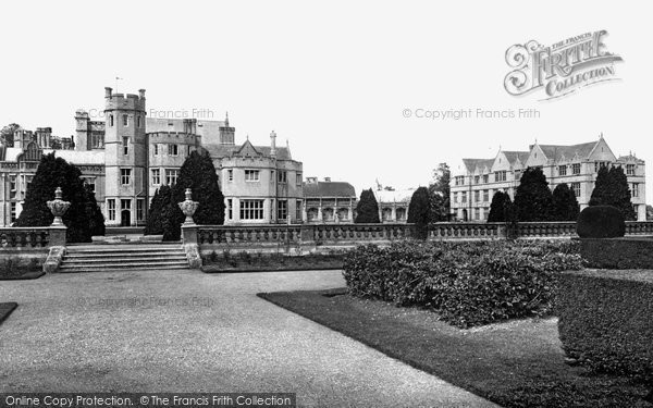 Photo of Canford Magna, Canford School 1936