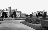 Canford Magna, Canford School 1936