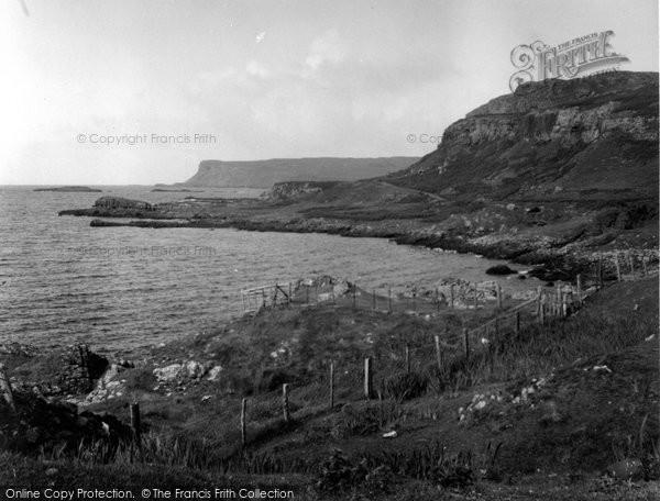 Isle Of Canna, 1957