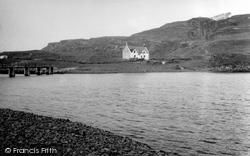 Canna, Dorlinn House 1957