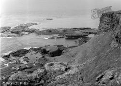 Canna, Dun Channa 1957