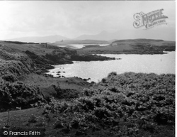 Canna, Looking Towards Sanday And Rhum 1957