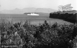 Canna, Meteor, With Sanday Behind 1960