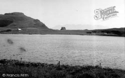 Canna, Skye In Distance 1957