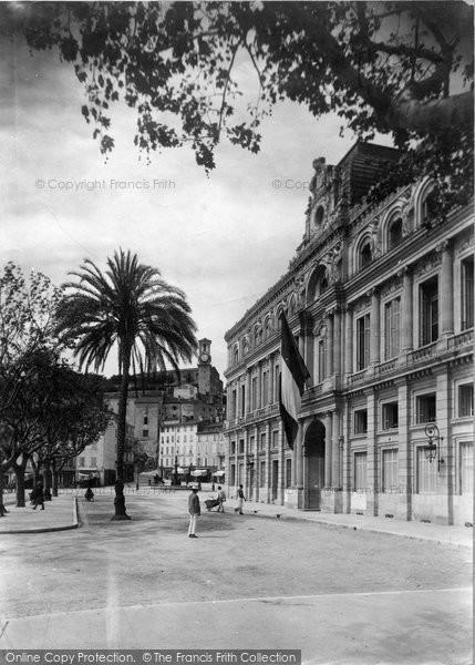 Photo of Cannes, Hotel De Ville 1890