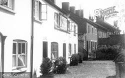 Cannington, Blue Anchor Inn c.1955