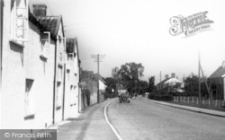 Cannington, Bridgewater Road c.1955