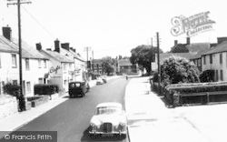 Fore Street c.1965, Cannington