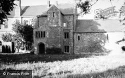 Cannington, Gothelney Hall c.1950