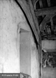 Cannington, Gothelney Hall Interior c.1950