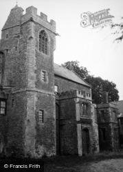Cannington, Gothelney Hall, The Church c.1950