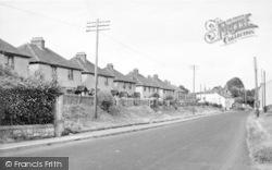 Cannington, Main Road c.1955