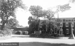 Cannington, Memorial Square c.1955