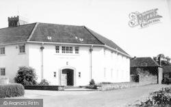 Cannington, Somerset Farm Institute c.1955