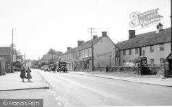 Cannington, The Main Road c.1955
