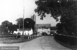 Cannington, The Village c.1950