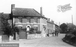 Cannington, Village Street c.1955