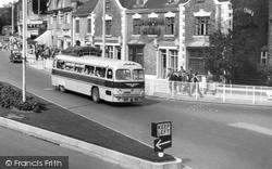 Cannock, Bus c.1955