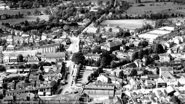 Photo of Cannock, c.1955