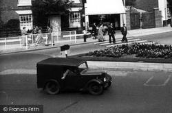 Cannock, Car c.1955