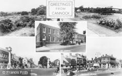Cannock, Composite c.1955