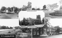 Cannock, Composite c.1965